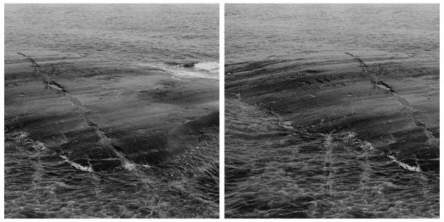 Anne-Marie Proulx, from the series Les dernières prospections (The last  explorations), 2014– Gelatin silver print