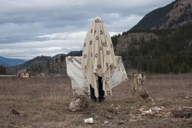 Tania Willard #haunted_haunted 2014-15