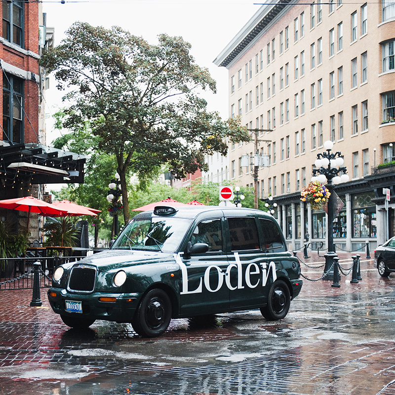 Loden Cab