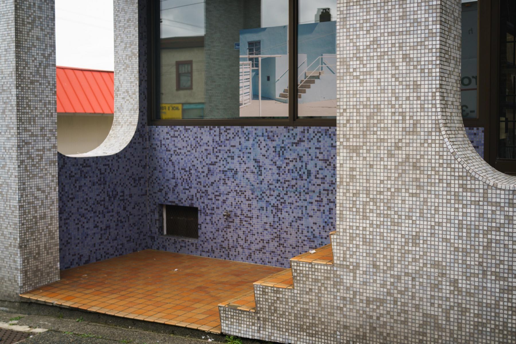 Vishal Marapon Fragments Capture 2018 Public Art Installation Photo: Julian Hecht